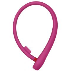ABUS 560/65 uGrip Cable Pink