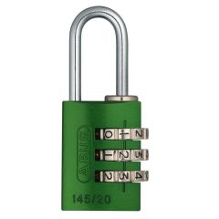 ABUS Travel Series 145/20 Green