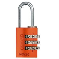 ABUS Travel Series 145/20 Orange