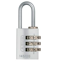 ABUS Travel Series 145/20 Silver