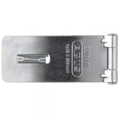 ABUS Hasp & Staple 200/115 Without Fixings