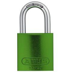 ABUS Aluminium 72/40 Green