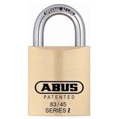 ABUS Eighty Three 83/45 Keyed Alike
