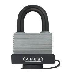 ABUS Aluminium 70AL/45 Silver Keyed Alike