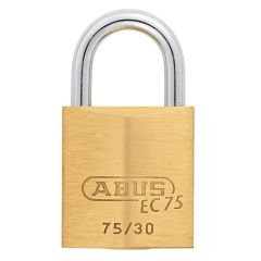 ABUS Brass 75/30 Keyed Alike