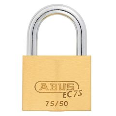 ABUS Brass 75/50 Keyed Alike