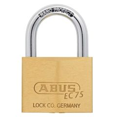 ABUS Brass 75/60 Keyed Alike