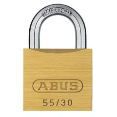 ABUS Solid 55/30 Keyed Alike