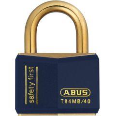 ABUS Nautic T84MB/40 Blue