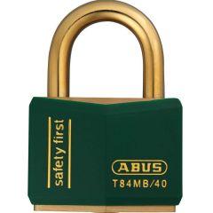 ABUS Nautic T84MB/40 Green