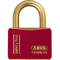 ABUS Nautic T84MB/40 Red