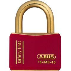 ABUS T84MB/40 Red KA 8404