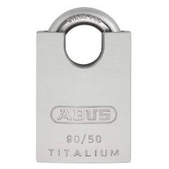 ABUS Titalium Marine 90/50 Keyed Alike