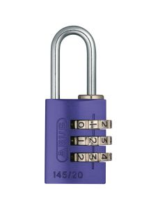 ABUS Travel Series 145/20 Lilac