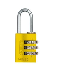 ABUS 145/20 Yellow C