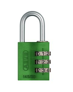 ABUS MyCode Light 145/30 Green