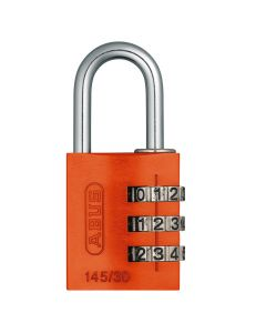 ABUS MyCode Light 145/30 Orange