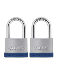 ABUS Silver Rock 5/50 Twin Pack
