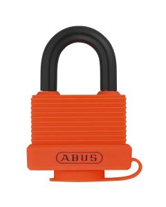 ABUS Aluminium 70AL/45 Orange
