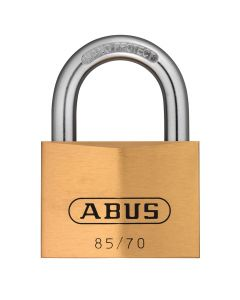 ABUS Industrial 85/70 With Label