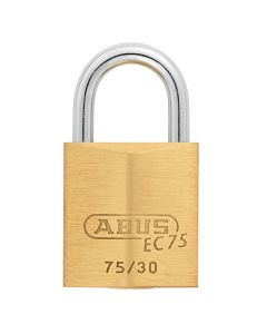 ABUS Brass 75/30 Keyed Alike