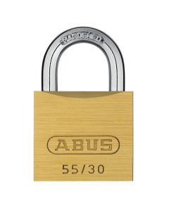 ABUS Solid 55/30 Keyed Alike