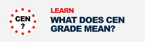 What does CEN Grade mean?