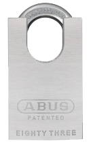 ABUS Closed Shackle Padlocks