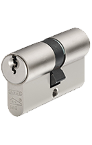 abus double door cylinders