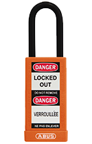 ABUS Safety Lockout/Tagout Padlocks
